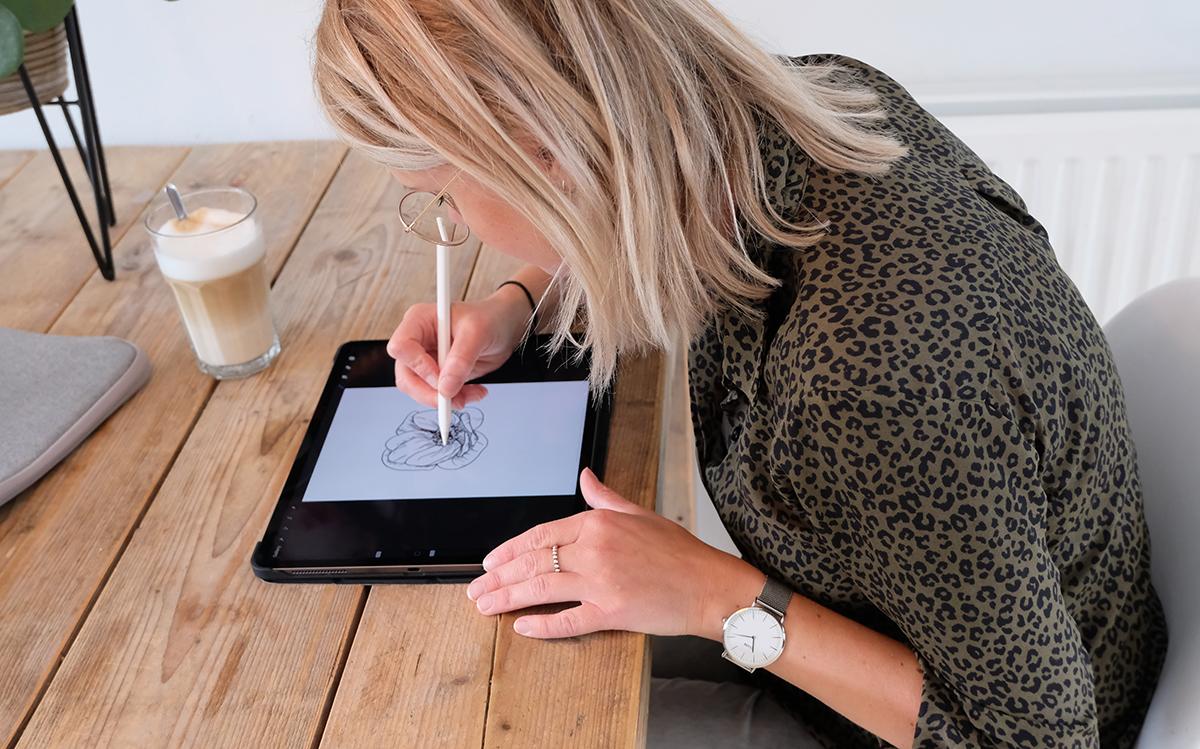 Schetsfabriek | Stefanie Jansen | Illustrator